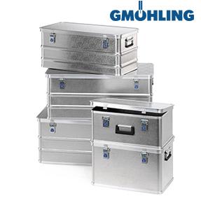 Профессиональные алюминиевые ящики Gmoehling G®-professional BOX A 1599