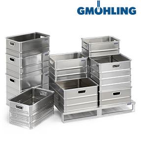 Ящики для транспортировки Gmoehling G®-CRATE A 152