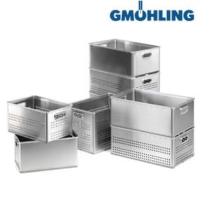 Ящики для транспортировки Gmoehling G®-STACK A 113 / A 1130