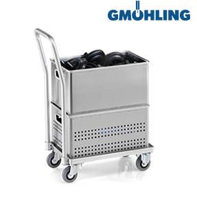 Контейнерные тележки Gmoehling G®-DOLLY C 915