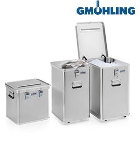 Контейнеры для утилизации документов Gmoehling G®-DOCU A 1569/50 E AND G®-DOCU D 1009