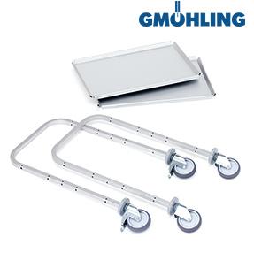 Сервировочные тележки Gmoehling для самостоятельной сборки
