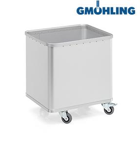 Универсальные транспортные тележки Gmoehling G®-TRANS D 1008 ANODISED