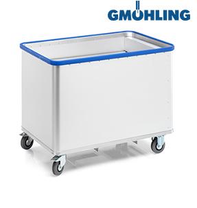 Пружинные тележки Gmoehling G®-ERGO VARIO / CLASSIC D 1408 ANODISED